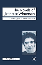 The novels of Jeanette Winterson