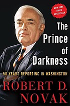 The prince of darkness : 50 years reporting in WashingtonThe prince of darkness : 50 years reporting in Washington