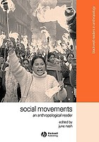 Social movements : an anthropological reader
