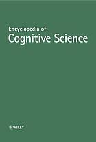 Encyclopedia of cognitive science