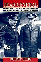 Dear General; Eisenhower's wartime letters to Marshall