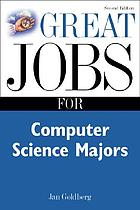 Great jobs for computer science majors