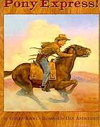 Pony Express!