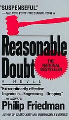Reasonable doubt : a novel