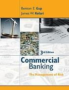 Commercial banking : the management of risk