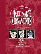 Hallmark keepsake ornaments : a collector's guide, 1994-1998