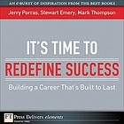 "It's time to redefine success building a career that's built to last. - Cover title. - ""An e-burst of inspiration from the best books."""