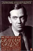 Life of graham greene. vol. 1 1904-1939