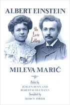 Albert Einstein/Mileva Marić--the love letters
