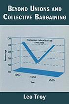 Beyond unions and collective bargaining