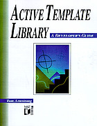The active template library : a developer's guide