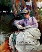 Masters of light : selections of American Impressionism from the Manoogian Collection