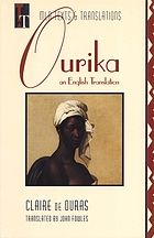 Ourika : an English translation