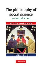 The philosophy of social science : an introduction