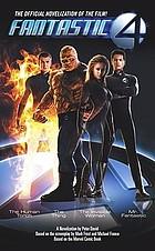 Fantastic 4 : a novelization