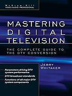 Standard handbook of video and television engineering