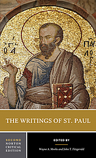 The writings of St. Paul : annotated texts, reception and criticism