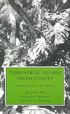 Terrestrial global productivity