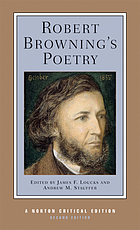 Robert Browning's poetry : authoritative texts, criticism