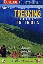 Outlook traveller getaways - trekking Holidays in India