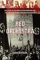 Red Orchestra : the story of the Berlin underground and the circle of friends who resisted Hitler
