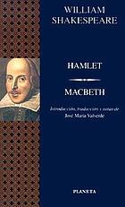 Hamlet ; Macbeth