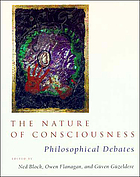 The nature of consciousness : philosophical debates