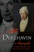 Derzhavin a biography