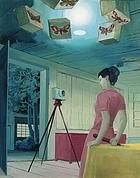 """Tilo Baumgärtel : Senzo : [anlässlich der Ausstellung """"Tilo Baumgärtel - Made in Leipzig"""", 1. Juli - 8. Oktober 2006, Kunsthalle Emden]"""
