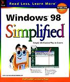 Windows 98 simplified