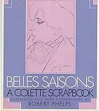 Belles saisons : a Colette scrapbook
