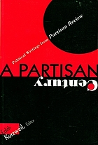 A Partisan century : political writings from Partisan review