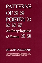 Patterns of poetry : an encyclopedia of forms