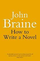 Writing a novel