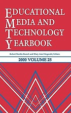 Educational media and technology yearbook, 2000