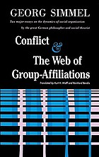 ConflictConflict ; The web of group-affiliations