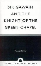 Sir Gawain and the Knight of the Green Chapel