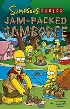Simpsons comics jam-packed jamboree