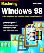 Mastering Windows 98
