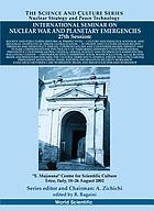"International Seminar on Nuclear War and Planetary Emergencies : 27th session ... : ""E. Majorana"" Centre for Scientific Culture, Erice, Italy, 18-26 August 2002"