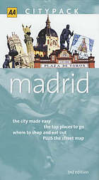 CityPack Madrid