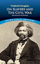 Frederick Douglass, selections from his writings