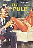 Gay pulp address book
