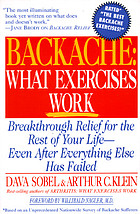 Backache : what exercises work