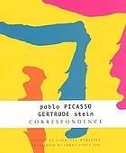 Pablo Picasso, Gertrude Stein : correspondence