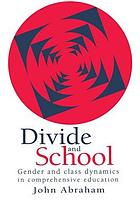 Divide and school : gender and class dynamics in comprehensive education