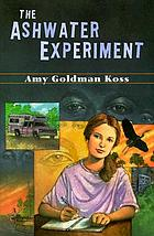 The Ashwater experiment