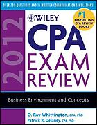 Wiley CPA exam review 2012