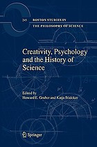 Creativity, psychology, and the history of science