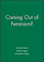 Lesbian and gay studies : Coming out of feminism?